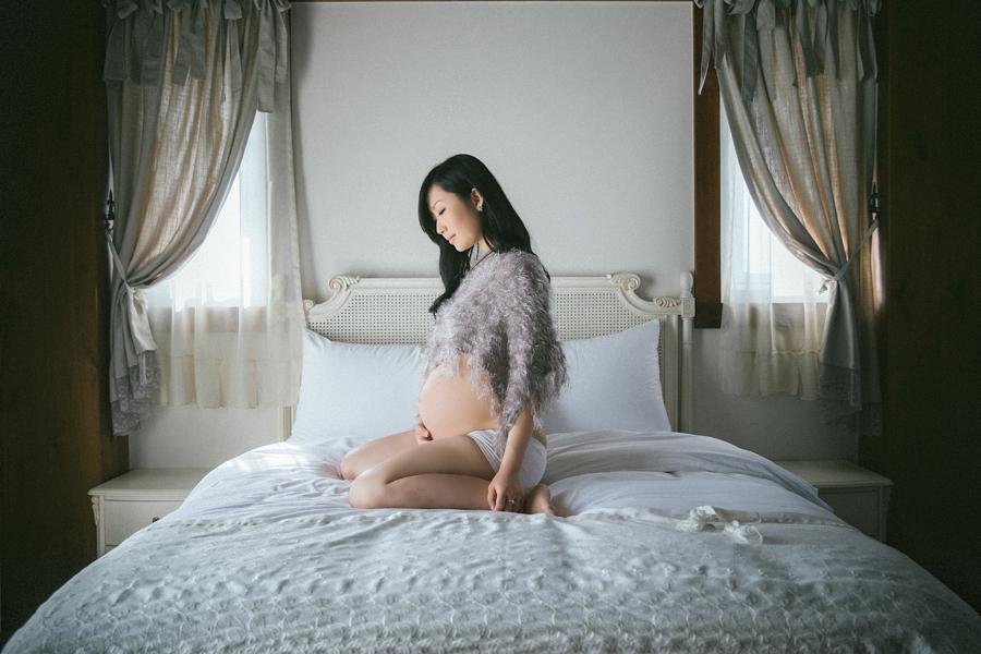 孕婦寫真,Sormer,完整,米卡薩民宿