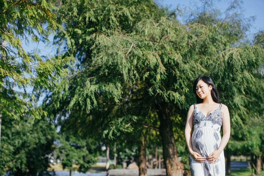 孕婦寫真,孕婦照,蔣樂