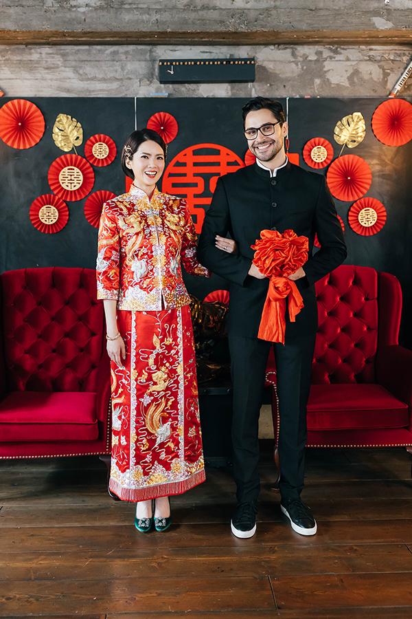 [婚攝] Philips& Kristen 婚禮記錄@君品酒店